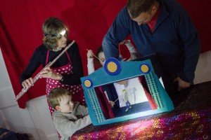Puppet Animation Festival 2014 - Edinburgh Workshops