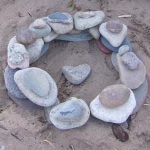 New Worlds on an Old Shore - St. Cyrus Beach (Oct. 2014)